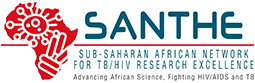 SANTHE advancing African science including AIDS Research, HIV Research & TB Tuberculosis Research in Africa